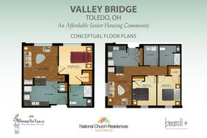 Valley Bridge Apartments, Toledo, OH