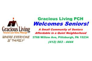 Gracious Living Personal Care Home #1, Pittsburgh, PA