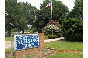 De Witt City Nursing Home, Dewitt, AR