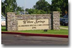 Willow Springs Alzheimer's Special Care Center, Redding, CA