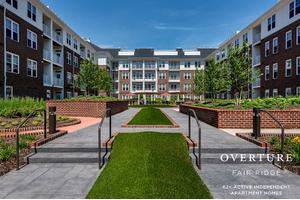 Overture Fair Ridge 62+ Apartment Homes, Fairfax, VA