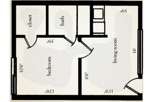 One Bedroom, Atria Willow Park