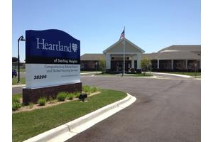Heartland Health Care Center-Champaign, Champaign, IL
