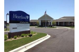Heartland Health Care Center-Champaign, Champaign, IL