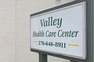Valley Health Care Center, Chilhowie, VA