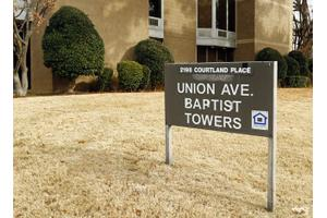 Union Avenue Baptist Towers, Memphis, TN