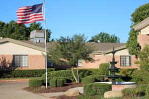 Heritage Oaks West Retirement Village, Corsicana, TX