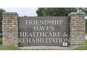 Friendship Haven Healthcare and Rehab Center, Friendswood, TX