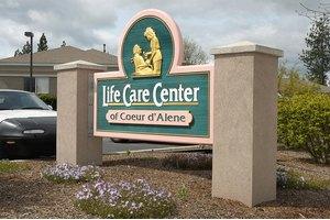 Life Care Center, Coeur D Alene, ID