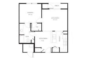 Kenmore, Alexander Heights Luxury Apartments