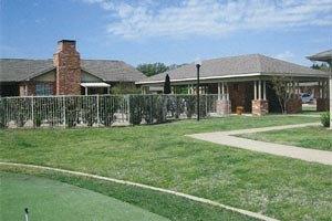 Photo 3 - Terrell Senior Terraces, 260 W. British Flying School Blvd., Terrell, TX 75160