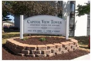Capitol View Tower Apartments, Lincoln, NE