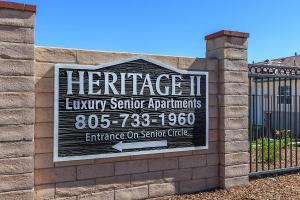 Heritage II - Senior Housing, Lompoc, CA
