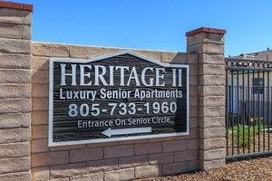 Heritage II - Senior Housing, Lompoc, CA