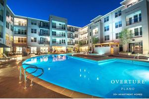 Overture Plano 55+ Apartment Homes, Plano, TX