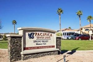 Pacifica Senior Living Spring Valley, Las Vegas, NV