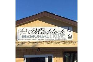 Maddock Memorial Home, Maddock, ND