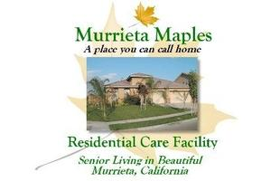 Murrieta Maples Residential Care Facility for the Elderly, Murrieta, CA