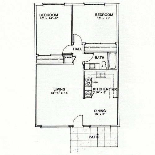 photo 1 of 21 awesome one story garage apartment floor plans 19 pictures