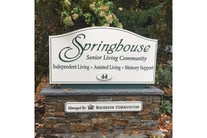 Springhouse Senior Living, Jamaica Plain, MA