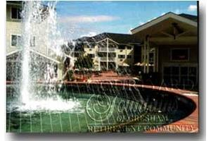 Courtyard Fountains, Gresham, OR