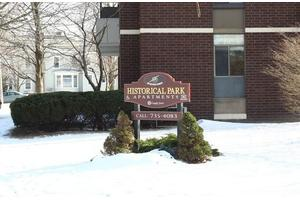 Historical Park Apartments, Utica, NY