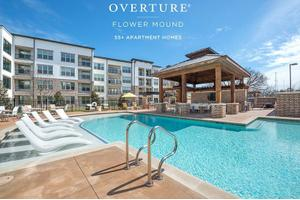 Overture Flower Mound 55+ Apartment Homes, FLOWER MOUND, TX