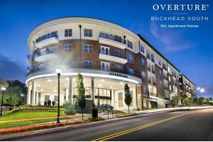 Overture Buckhead South 55+ Apartment Homes, Atlanta, GA