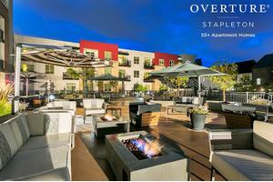 Overture Stapleton 55+ Apartment Homes, Denver, CO