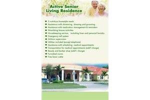 Active Senior Living Residence, Tamarac, FL