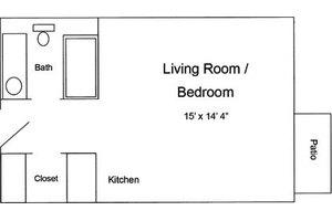 Studio - 365, Pacifica Senior Living Calaroga Terrace