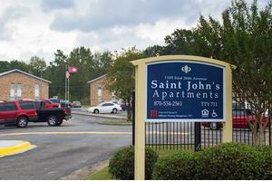 SAINT JOHN APARTMENTS, Pine Bluff, AR