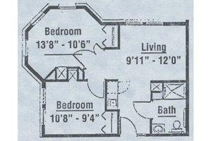 Garfield Suite, Brookdale Mentor