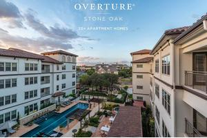 Overture Stone Oak 55+ Apartment Homes, San Antonio, TX