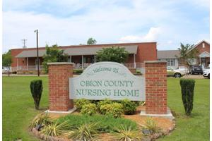 Obion County Nursing Home, Union City, TN