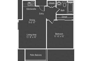 One Bedroom, Las Villas Del Norte