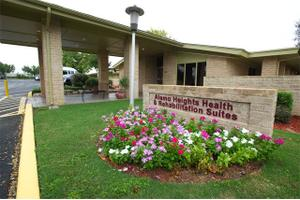 Alamo Heights Health & Rehab Center, San Antonio, TX