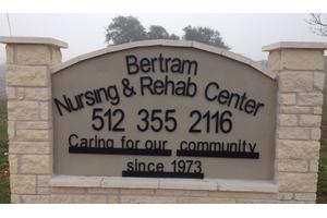 Bertram Nursing and Rehab Center, Bertram, TX