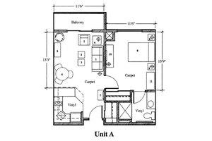 Unit A                                                                                              , Brookdale Hendersonville East