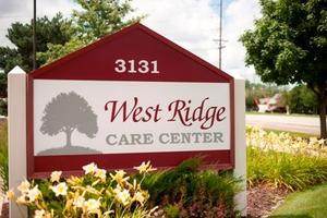 West Ridge Care Center, Cedar Rapids, IA