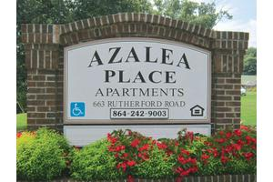 Azalea Place Apartments, Greenville, SC