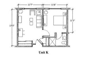 Unit K                                                                                              , Brookdale Hendersonville East
