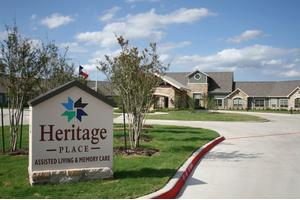 Heritage Place Assisted Living & Memory Care, Burleson, TX