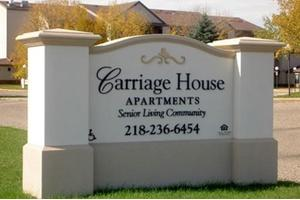 Carriage House, Moorhead, MN