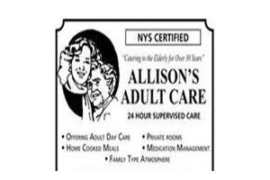 Allison's Adult Care, Palmyra, NY