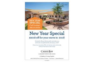 Caleo Bay Alzheimer's Special Care Center, La Quinta, CA