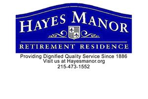 Hayes Manor Retirement Residence, Philadelphia, PA