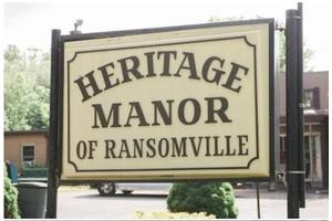 Heriage Manor of Ransomville, Ransomville, NY