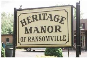 Heriage Manor of Ransomville, Ransomville, NY