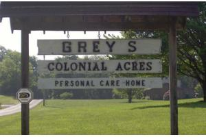 Grey's Colonial Acres Home, Kittanning, PA